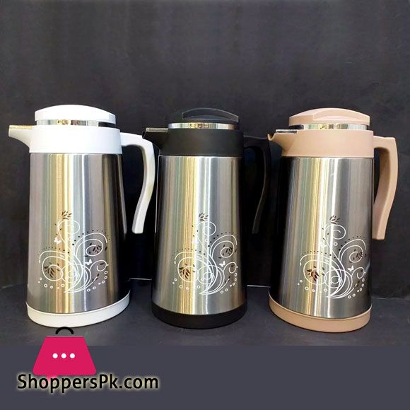 Buy 1 Litre Tea Coffee Drinks Vacuum Flask Thermos Jug At Best Price In Pakistan In 2020 Coffee Drinks Vacuum Flask Coffee Tea
