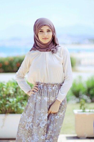 Hijab Fashion | Pinned via HashtagHijab