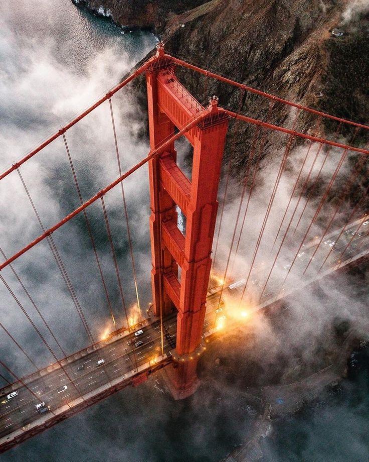Golden Gate Bridge by Sam Graves by San Francisco Feelings