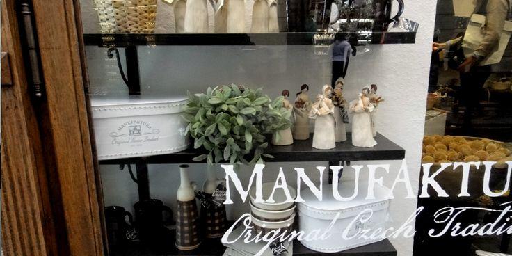 Praha - Prague - Window shopping