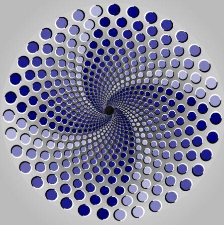 ¿Se mueve? Ilusiones Opticas con Efecto de Movimiento. #IlusionOptica #juegos // Moving optical illusions