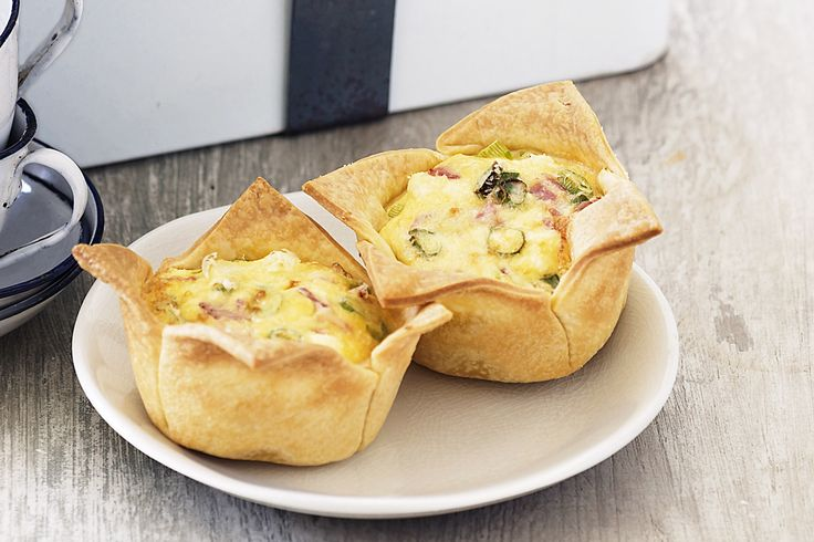 These tasty pies are so easy to make, and theyre the perfect recipe to have up your sleeve for lunches, snacks and picnics.