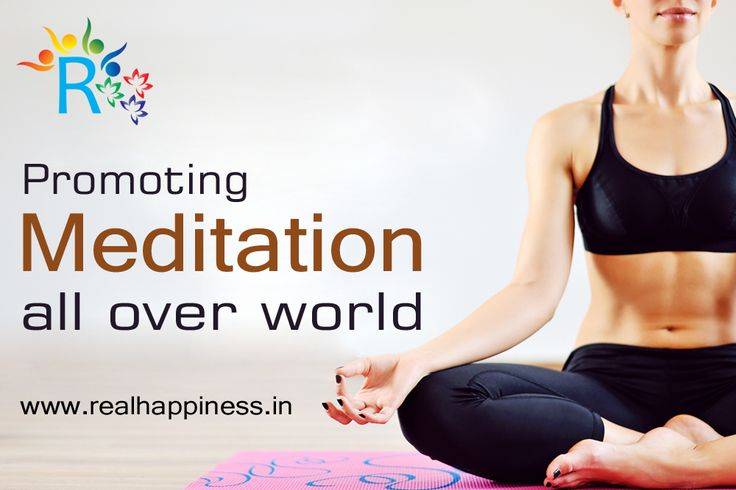 #Meditation is the way to #real_happiness   Get high rankings for your #meditation_centers_in_india  Call Us: +91-8445144444  Email Us: info@realhappiness.in  Visit us at: https://realhappiness.in/