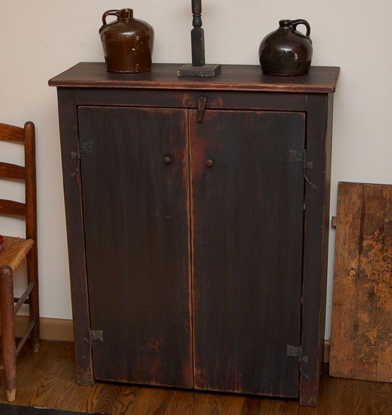 Painted Wood Furniture And Cabinets: Best 25+ Primitive Painted Furniture Ideas Only On Pinterest