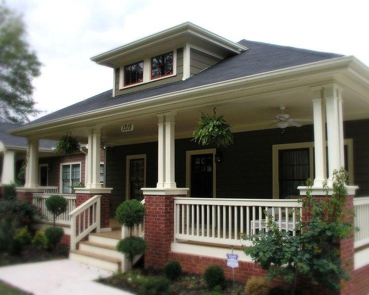 25+ best craftsman bungalow exterior ideas on pinterest   bungalow
