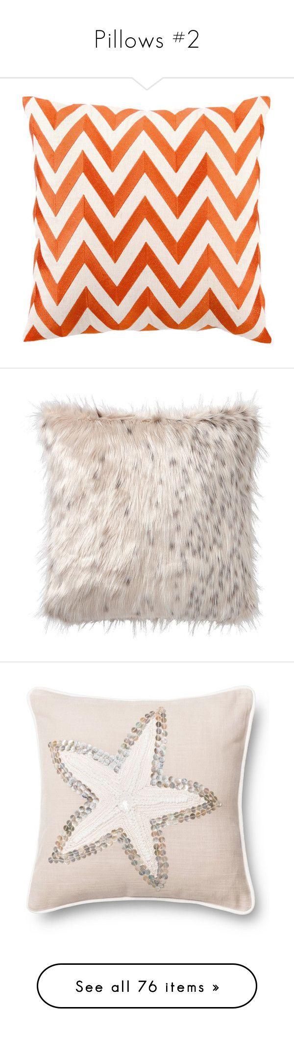 Shop home decor chevron stripes pillow from shop home decor -  Pillows 2 By Nattiexo Liked On Polyvore Featuring Home Home Decor Throw Pillows Inspirational Throw Pillows Tangerine Throw Pillows Chevron Throw