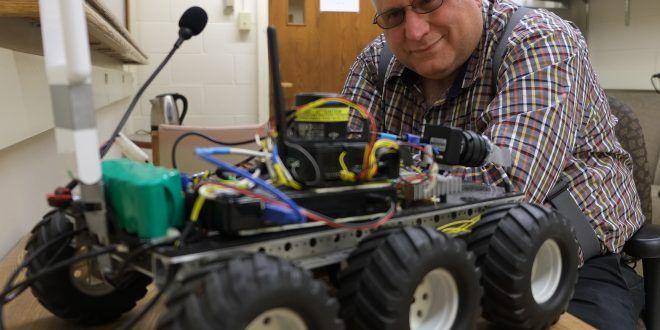 Using Language to Control a Robot - Robot Magazine