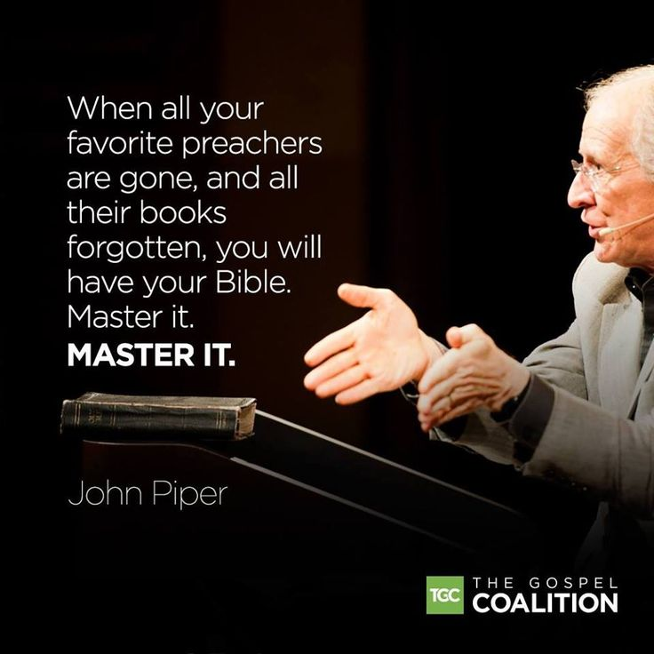 Favorite Christian Quotes: 60 Best Images About John Piper Quotes On Pinterest