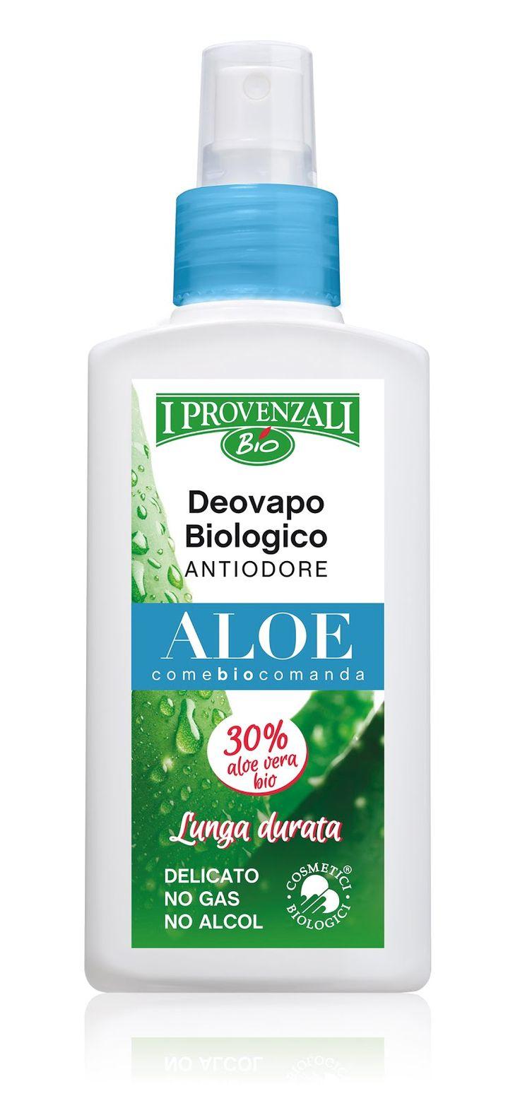 i provenzali bio - deovapo biologico anti-odore aloe