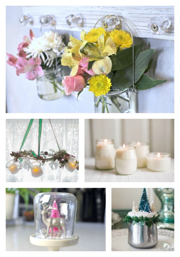 Beautiful Crafts You Can Make With A Recycled Oui Yogurt Jar Best
