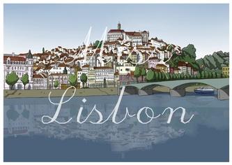 Merchandising - Miss Lisbon