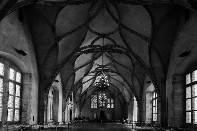 tak na oko...: Praga cz. 10 - Starý královský palác