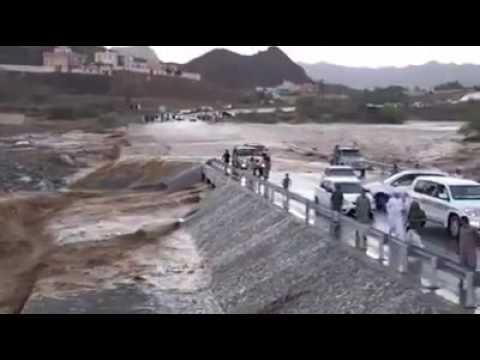 Heavy flood Disaster