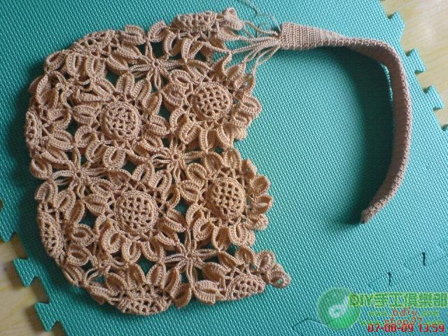 Crochet Handbag Tutorial : ... and a symbol chart more crochet bag tutorial bags purses crochet