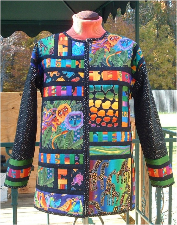 .I would love a jacket like this!