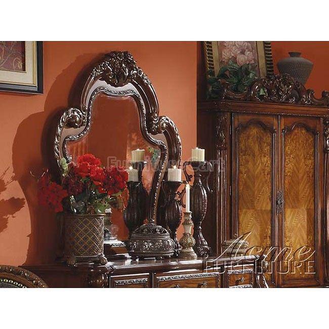 Formal Living Room Dresden Mirror