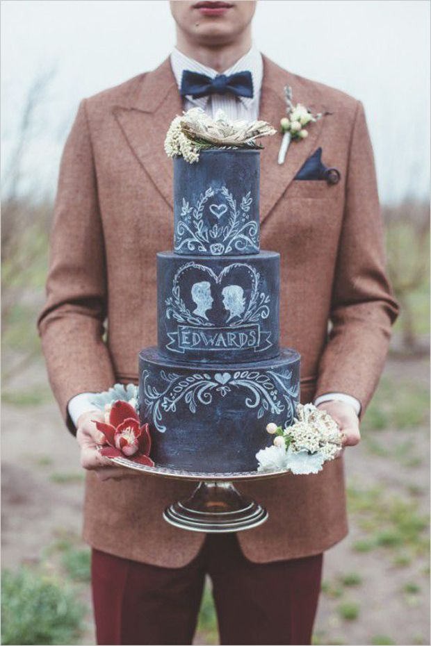 Bringing a hand-painted touch to a wedding cake feels so personalized and intricate. Here are some beautiful cakes we would rather stare at than eat:   1. Paint It Gold Via Buzzfeed   2. Delicate Yellows Via Pinterest   3.  Preppy Print-Mixing Via Marry Wear   4.  Loose Floral Via Pinterest   5. Perfect Petals Via […]