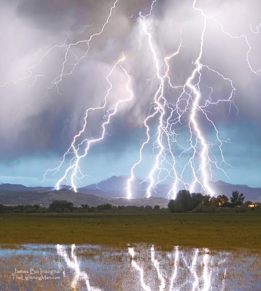 .: Lightning Strike, Lightning Bolt, Art Photography, Twin Peaks, Rocky Mountain, Cloud, Lightning Storms, Photo Galleries, Mothers Natural