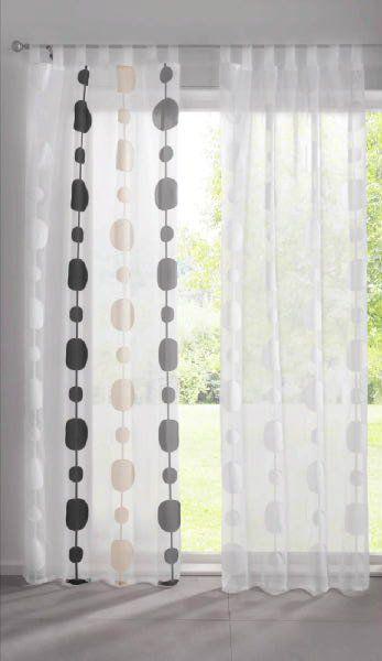 vorh nge grau wei m belideen. Black Bedroom Furniture Sets. Home Design Ideas