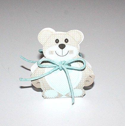 Favoræske – Teddy Bear, Blå