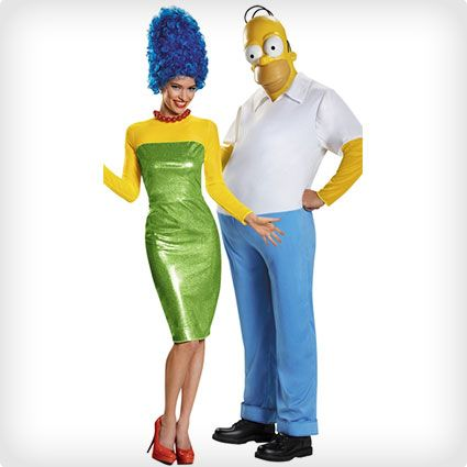 Best 25  Simpsons costumes ideas on Pinterest | Gumball machine ...