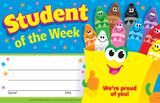 Student of the Week (Crayons) Recognition Awards