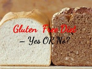 Check out whether you need to be Gluten Free