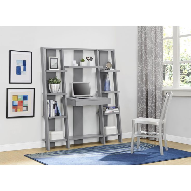Wall Storage Office: 17 Best Ideas About Ladder Storage On Pinterest