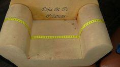 Je publie ce petit tuto au cas où quelqu'un chercherait la façon de coudre soi-même une housse pour ces petits fauteuils club en mousse pour enfants qu'on retrouve presque dans chaque famille . Suite à la publication concernant ma housse de fauteuil en...