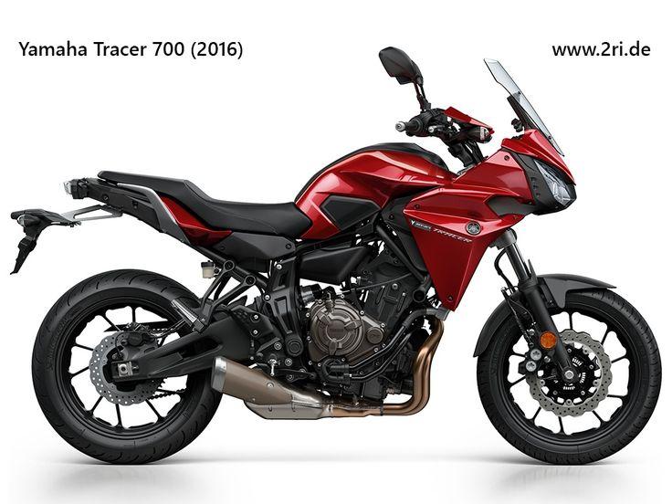 Yamaha Tracer 700 (2016)