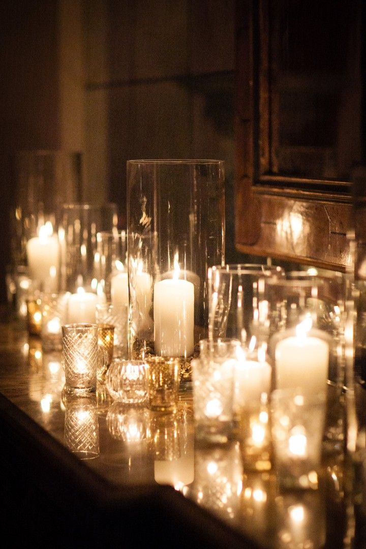 Best candlelight wedding ideas on pinterest petite