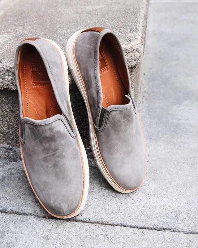Gates Slip On Sneakers | The Frye Company