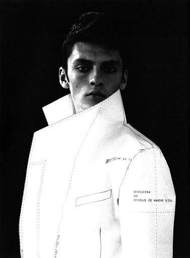 modern men // dior homme. #themodman