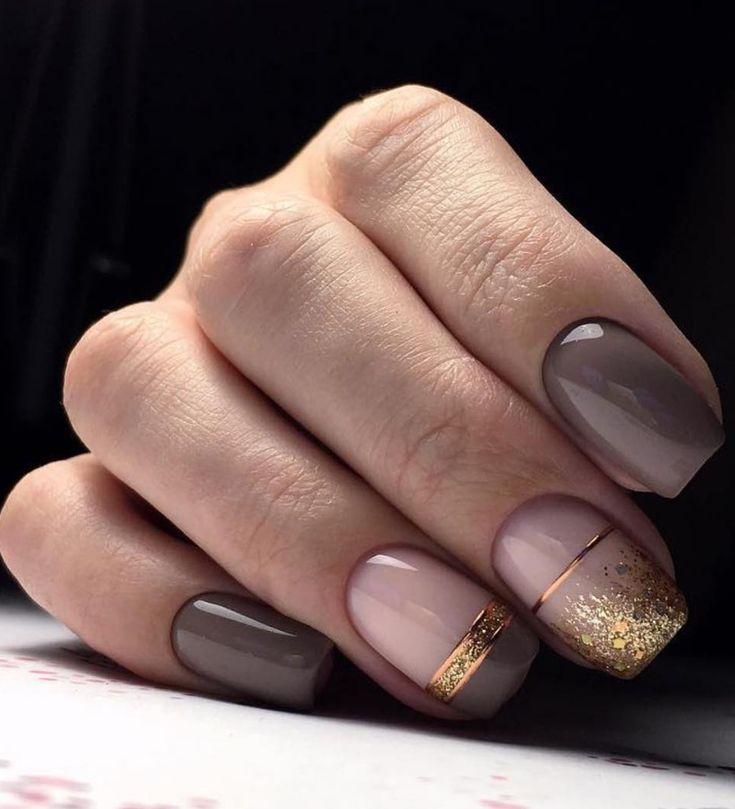 87 leuke korte acryl vierkante nagels ideeën voor zomernagels –