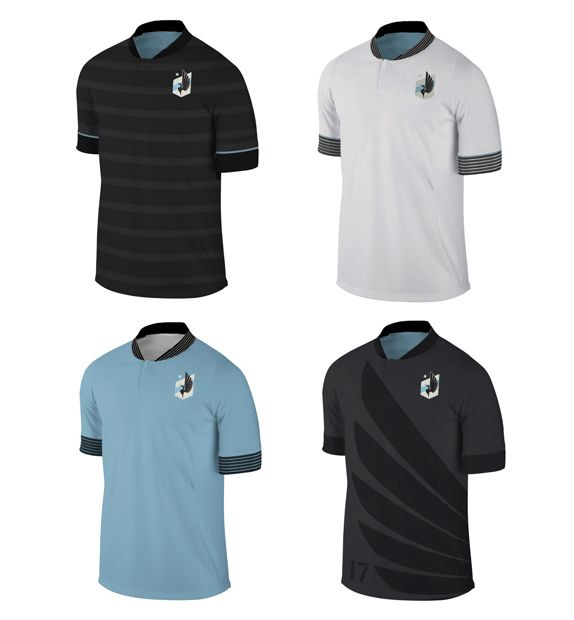 Minnesota United FC Jerseys