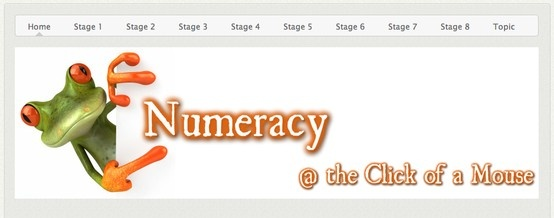 This site has been developed by ME (Wendy Stafford - @ the Click of a Mouse) to align with the NZ Curriculum and NZ Math Stages. The site links to relevant web based materials aligned to relevant stages of ability. Check it out here http://numeracy-atcoam.weebly.com/