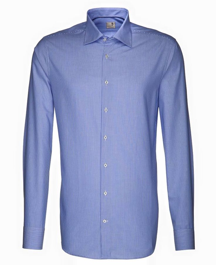 Seidensticker Hemd | Schwarze Rose | Langarm | blau   Sizes : 37 - 45  Price : 49,95€ Artikel - Nr.: Seidensticker229008-15-normal-38  www.myhemden.de