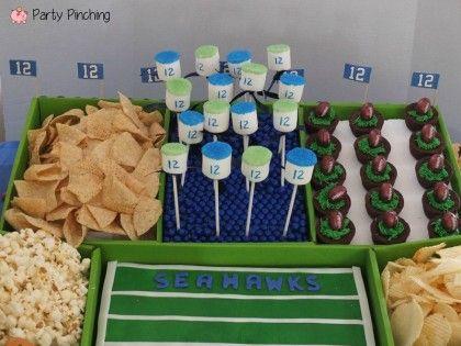 Seahawks Party Stadium!