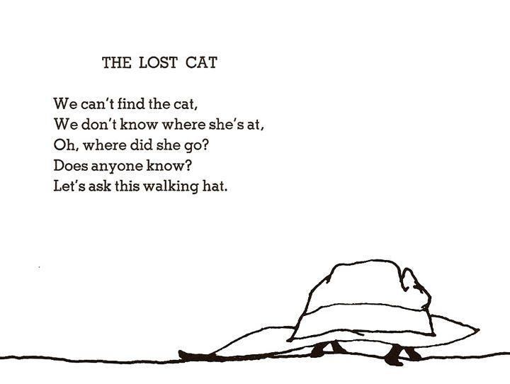 Shel Silverstein Wall Decal: Shel Silverstein Poem - Google Search