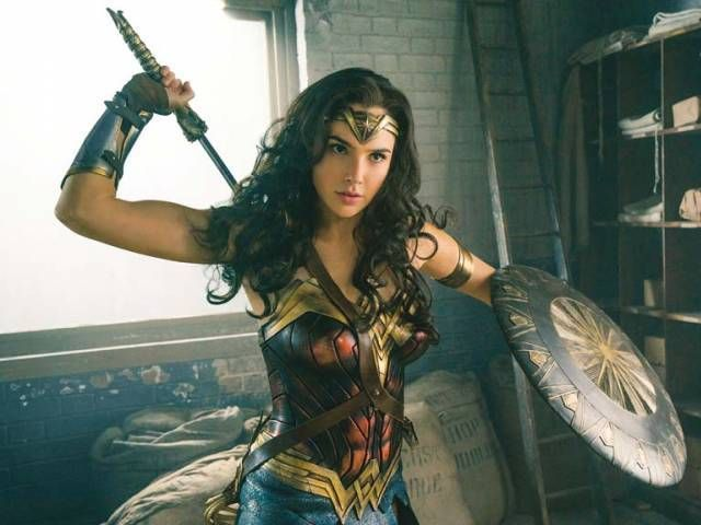 Wonder Woman is the first modern superhero movie to focus exclusively