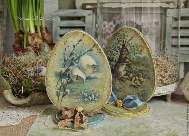 Винтажные Пасхальные яйца – купить в интернет-магазине на Ярмарке Мастеров с доставкой