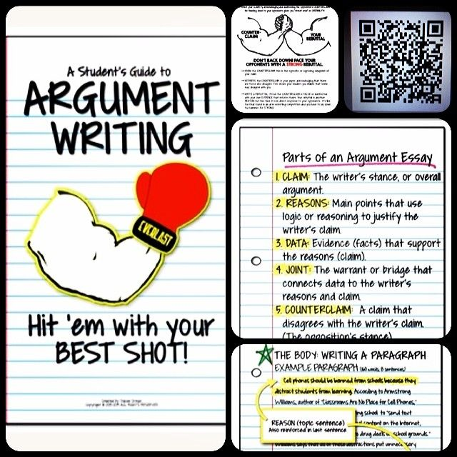 authors argument essays Many of the important points of this section are covered in the section on writing argumentative essays:  t or f in an argument,  to organizations and authors.