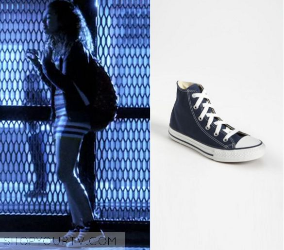Recovery Road: Season 1 Episode 2 Maddie's Black Sneakers