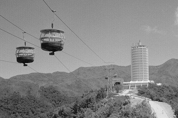 Hoy cumple 62 años el teleférico de Caracas