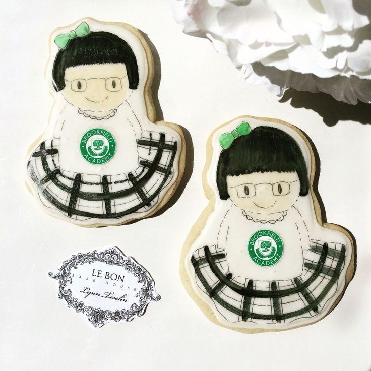 Teacher appreciation day cookies