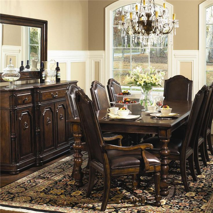 Shop For The Bernhardt Normandie Manor Buffet At Miskelly Furniture