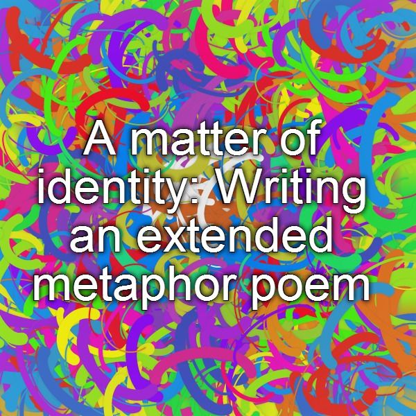 how to write a metaphor poem