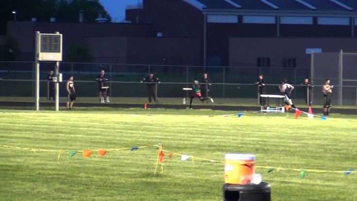 Mt. Vernon High School Sectionals May 2013 4x400M relay