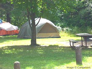 Looking To Get Into Tent Camping Campetent Will Be Your Guide Campgrounds Tents Gear And The Skills Of