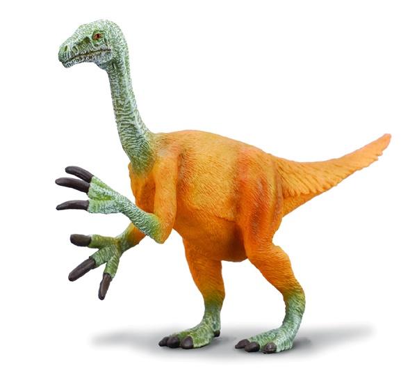 Nothronychus de Collecta- Alto: 9 cm Largo: 15 cm Figuras de gran calidad y detalle, parecen de verdad!   Edad: a partir de 3 años Ref. 30136 Precio: 7.00 € IVA incluido